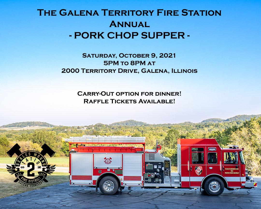 Pork Chop Supper Information