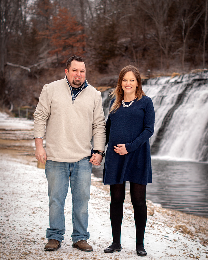 Ben and Stacey Weimer