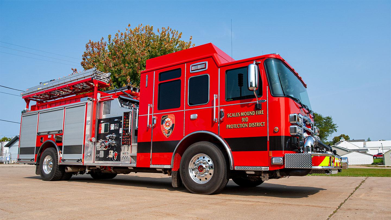 Fire Engine 910