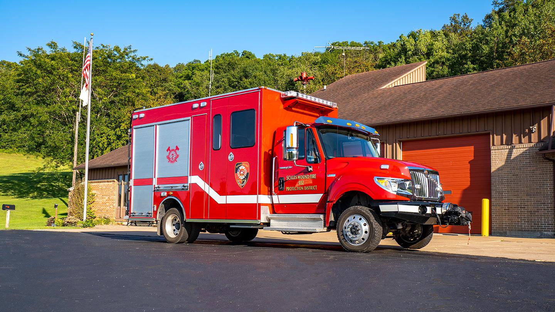 Light Rescue 932