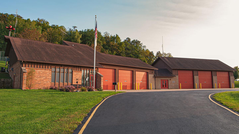 Galena Territory Fire Station Insignia